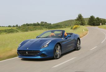 Ferrari California T #1