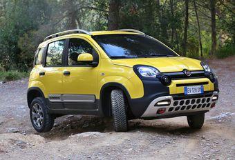 Fiat Panda Cross #1