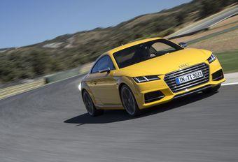 Audi TT #1