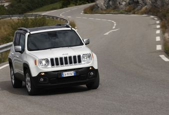 Jeep Renegade #1