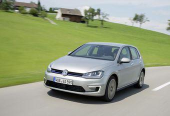 Volkswagen Golf GTE #1