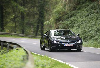 BMW i8 #1