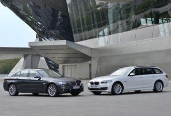 BMW 518d et 520d #1