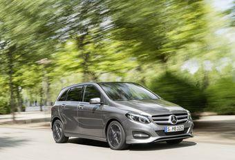 Mercedes Classe B #1