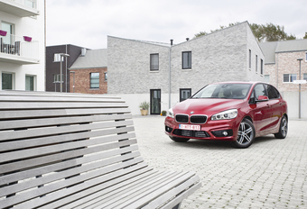 BMW 218i Active Tourer #1