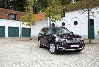 BMW X5 sDrive 25d #1