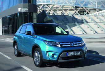 Suzuki Vitara wordt een echte SUV #1