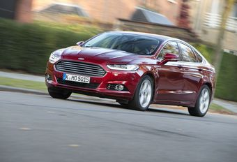 Ford Mondeo 2.0 TDCi 180 #1
