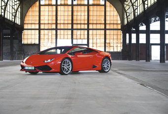 Lamborghini Huracán #1