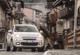 Fiat 500X #1