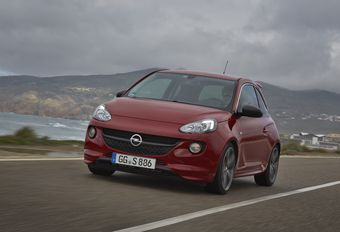 Opel Adam S: polyvolante #1