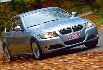 BMW 330d : Freude am sparen #1