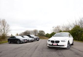 BMW 5 GT vs. 5 TOURING, X6 & 7 REEKS : Cross-over of kruis erover?  #1