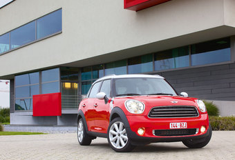 MINI COUNTRYMAN COOPER D : No country for old man #1
