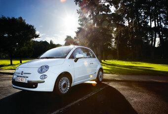 FIAT 500 TWINAIR : Tweedracht #1