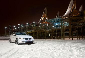 BMW 320d : Alles en iedereen #1