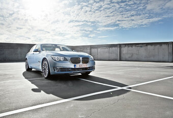 BMW ACTIVEHYBRID7 : Pacemaker #1