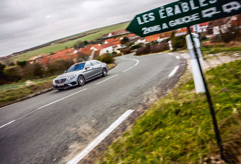 MERCEDES S 63 AMG L 4MATIC : The wolf of Wall Street #1
