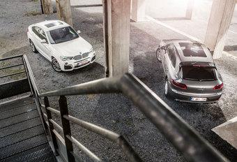 BMW X4 XDRIVE35i // PORSCHE MACAN S : Zelfverloochening #1