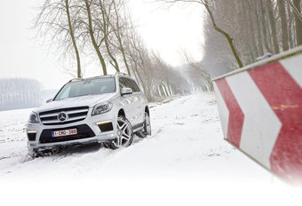 MERCEDES GL 350 BLUETEC 4MATIC : Terreinschip #1