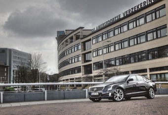 CADILLAC ATS 2.0T : New Munich #1
