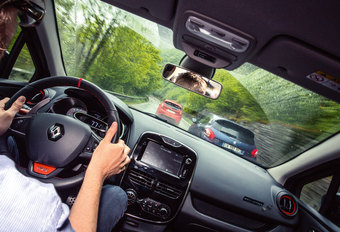 FORD FIESTA ST // PEUGEOT 208 GTi // RENAULT CLIO RS : Wie wordt Speedy Gonzales 2013? #1