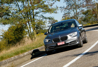 BMW 530D GRAN TURISMO: Normvervaging #1