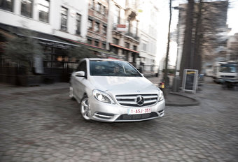 MERCEDES B 180 CDI : To B or not to B #1