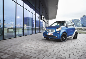 Smart Fortwo 1.0 71 #1