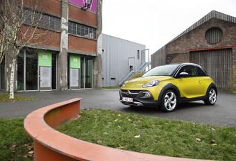 Opel Adam Rocks 1.0 T 155 #1