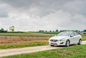 VOLVO S60 DRIVe : Stroppendragen #1