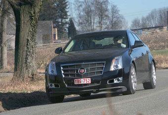 Cadillac CTS 3.6 : Hou van mij #1