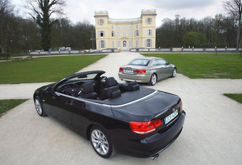 BMW 325i (AUT.) & 335i CABRIO : Exclusieve zomerkriebels #1