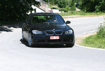 BMW 320si : WT CC-genen #1