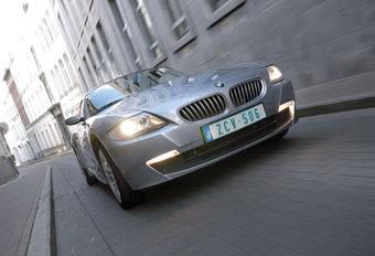 BMW Z4 Coupé 3.0si : Penthouse #1