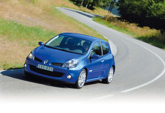 RENAULT CLIO RENAULT SPORT : Stoere taal #1