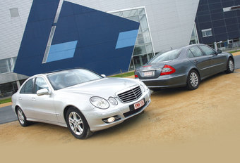 MERCEDES E 200 CDI & E 220 CDI : Back to business #1