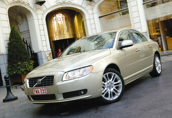 VOLVO S80 D5 : Mr. Incognito #1