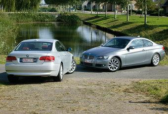 BMW 325i & 335i : Coupé van kop tot kont #1