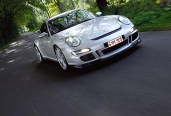 PORSCHE 911 GT3 : Hartslagmeter #1