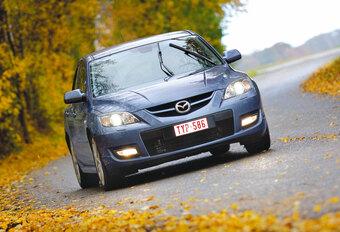 MAZDA 3 MPS : Mazda-madness #1