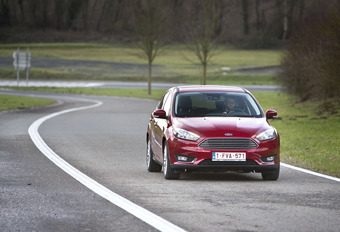 Ford Focus 1.5 EcoBoost 150 #1