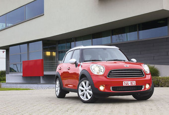 MINI COUNTRYMAN COOPER D #1