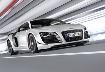 Audi R8 GT (2010) #1