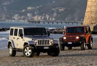 JEEP WRANGLER UNLIMITED 2.8 CRD #1