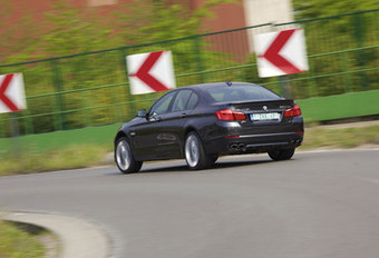 ALPINA B5 BI-TURBO (2011) - Tuningtest #1