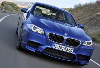 BMW M5 (2011) #1