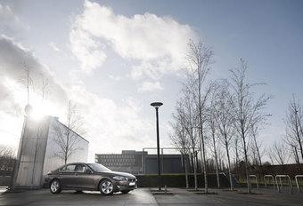 BMW 520d EfficientDynamics Edition (2011) #1