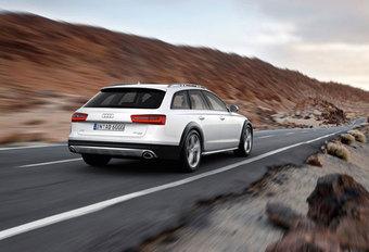 WEGTEST: Audi A6 Allroad 3.0 TDI/313 pk (2012) #1