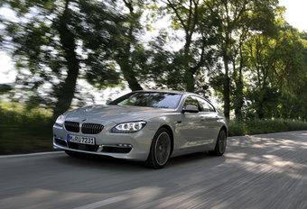 BMW 640i Gran Coupé (2012) #1